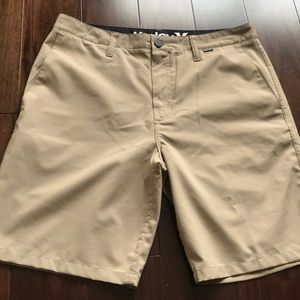 Men's tan shorts FINAL PRICE